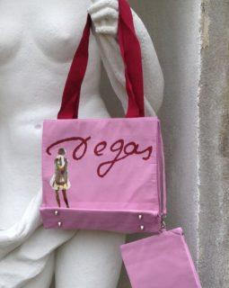 Edgar Degas tote bag