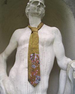 Gustav Klimt erfüllung gold
