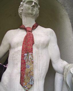 Gustav Klimt erfüllung red